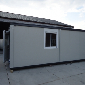 Bureelcontainer 6M