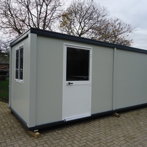 Bureelcontainer 5M