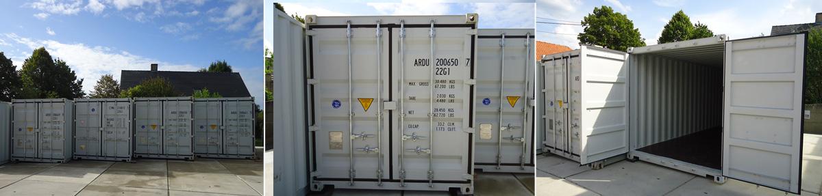 zeecontainer kopen bt Container Factory